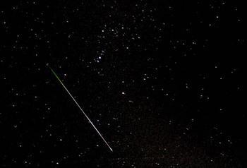 しし座流星群 2012 11月 時間 方角